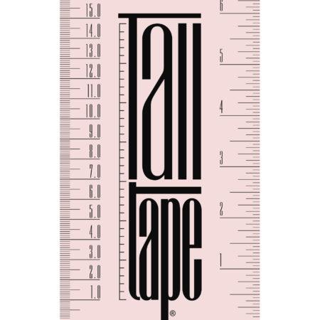 Baby Gift Keepsake Decorated Height Measure
